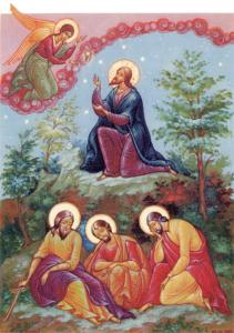 Molitva u Gestimanskom vrtu