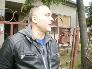 Dragisa Petrov, ujak poginule Jovane