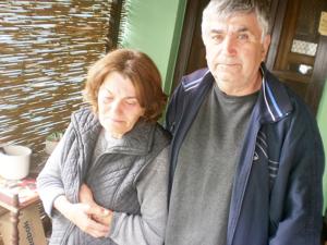 Milica i Radovan Petrov - baba i deda poginule Jovane